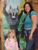 Auch Mama war beim bösen Wolf